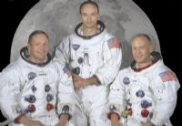 NASA Apollo 11 Official Crew Photograph